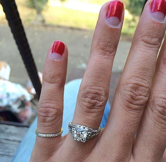 Emerald Ring Aj