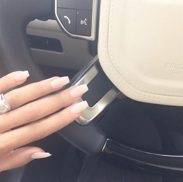 Giuliana Rancics 4 Carat Cushion Cut Diamond Ring