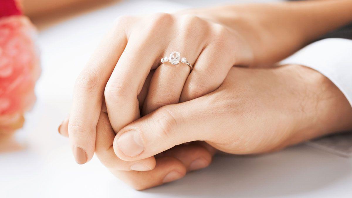 Wedding Rings Pictures Wedding Ring Finger Dent