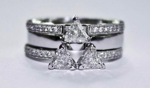 zelda wedding ring sets photo 2017 - Zelda Wedding Ring