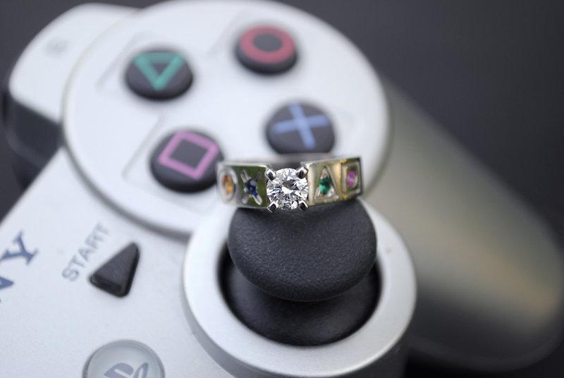 playstation-engagement-ring
