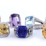 12 Stunning Coloured Gemstones for Alternative Brides to Be