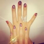 Mariah Carey's 17 Carat Emerald Cut Diamond Ring