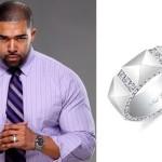 David Otunga's 5 Carat Diamond Ring