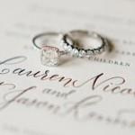 Lauren Scruggs' Radiant Cut Cushion Shaped Diamond Ring