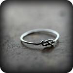 Trend Alert: Knot Rings