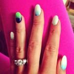 Lindsey Anne Jones' Round Cut Diamond Ring