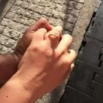 Rona Samson's Round Cut Diamond Ring