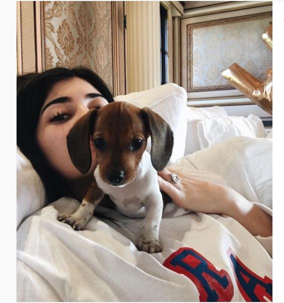 Credit: Kylie Jenner/Instagram