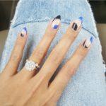 Michelle Ochs' Round Cut Diamond Ring