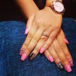Maryam Zakaria's Oval Cut Diamond Ring
