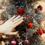Kacey Musgraves' Round Cut Diamond Ring