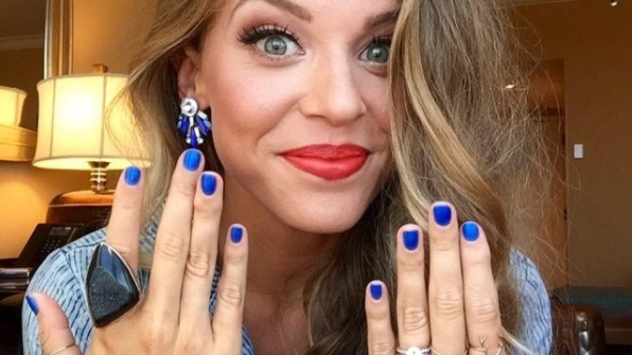 Lauren Gregory S Round Cut Diamond Ring