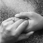 Katie Drysen's Round Cut Diamond Ring