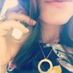Marla Sokoloff's Round Cut Diamond Ring