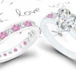 Trend Alert: Pink Engagement Rings