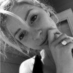 Olivia Harlan's Square Shaped Diamond Ring