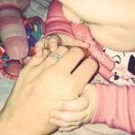 Rosanna Jasmin's Round Cut Diamond Ring