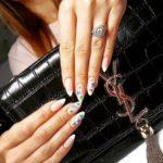 Katya Jones' Round Cut Diamond Ring