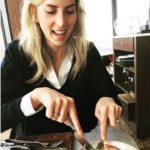 Ashley Rowe's Round Cut Diamond Ring